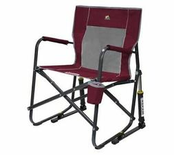 GCI Outdoor Freestyle Rocker Chair, Cinnamon,