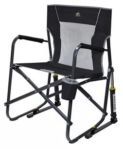 GCI Outdoor Freestyle Rocker Mesh Chair, New, Free Shipping