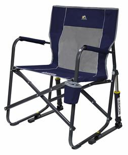 GCI Outdoor Freestyle Rocker Portable Folding Rocking Chair,