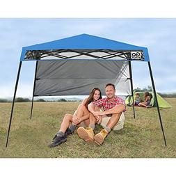 Quik Shade 6 ft. x 6 ft. Go Hybrid Compact Backpack Canopy -
