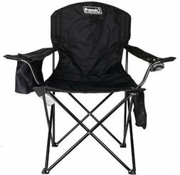 hot coleman portable camping quad chair
