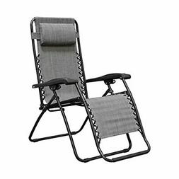 Caravan Sports® Infinity Zero Gravity Portable Reclining