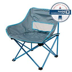 Coleman Kickback Breeze 18x26x26 Inch Chair Blue 2000020307