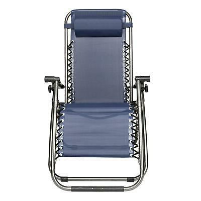 2 Beach Chair with Cup Holder OSHION
