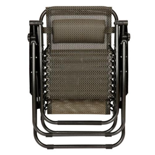 2 Folding Outdoor Recliner Paid