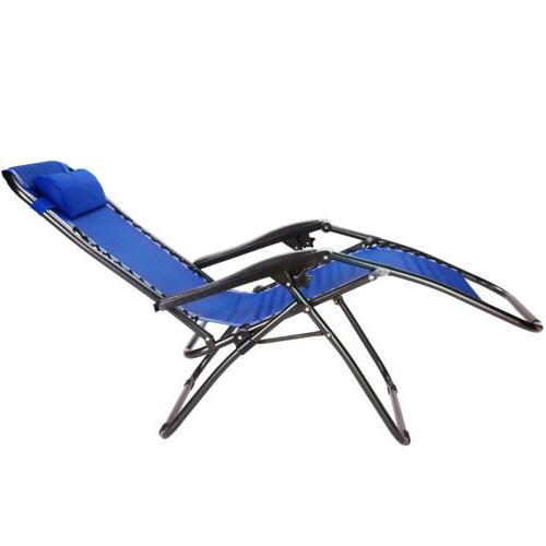 2 Gravity Chairs Camping