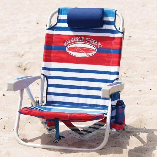 Tommy Bahama Cooler Pouch and redblue