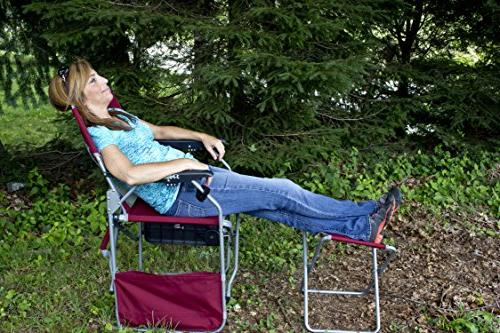 GCI Outdoor 3-Position Reclining Director's Side and