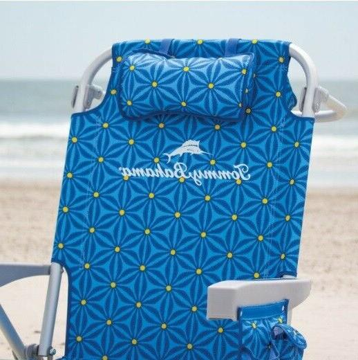 Tommy 5 Blue/Yellow Beach