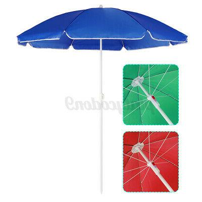 6FT Deck Sunshade Spike Protection