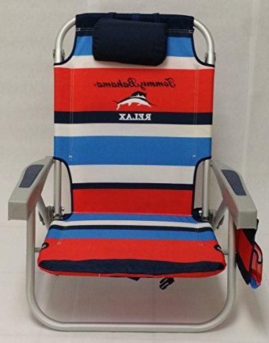 Tommy Backpack Beach Chair