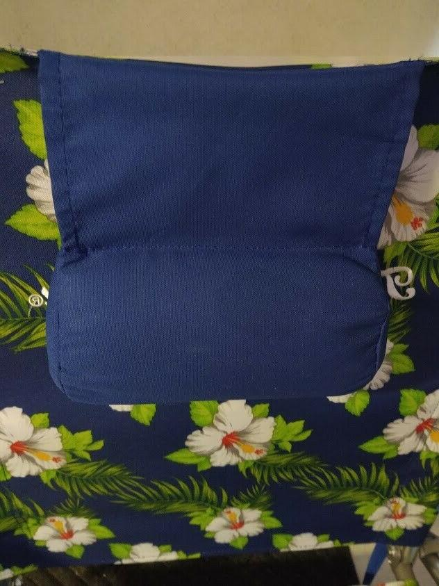 Tommy Bahama Chair Wooden Arms Flat