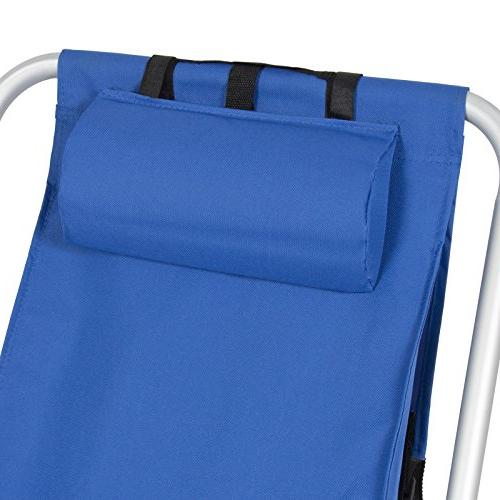 Backpack Chair Portable Construction Camping