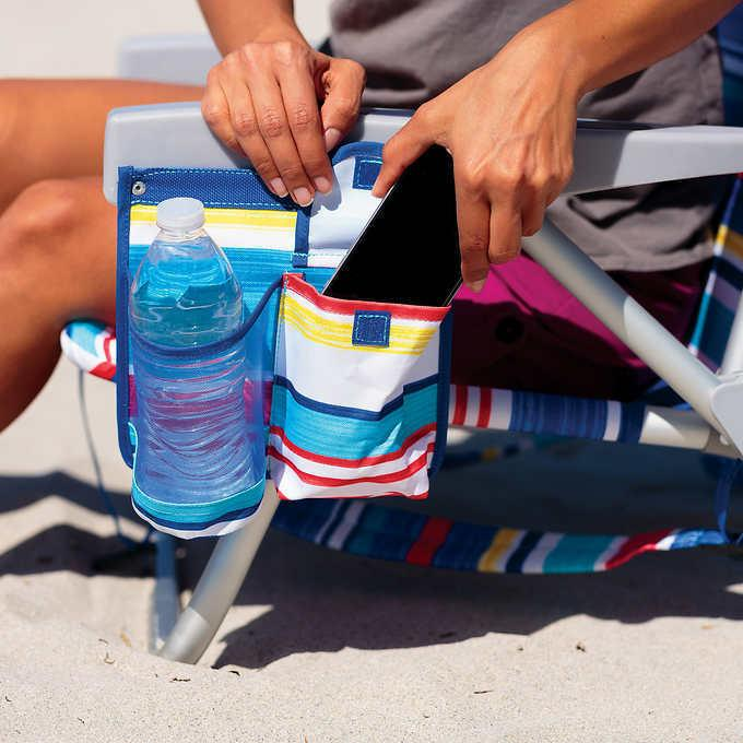 Chair Adjustable Storage Pouch
