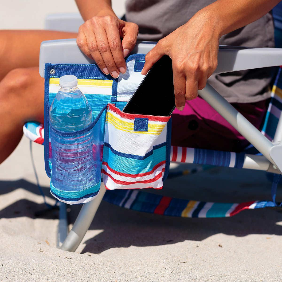 Tommy Bahama Chair cooler phone