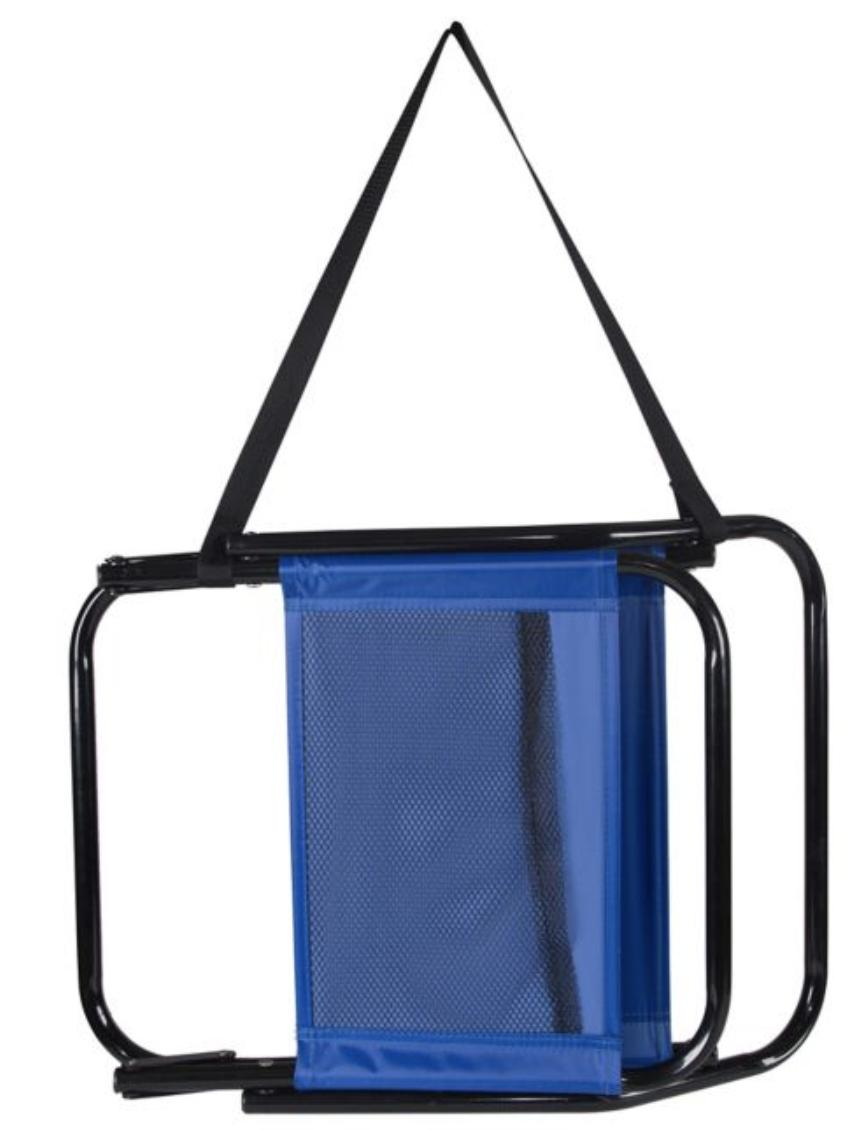Backpack Seat Folding Portable Construction