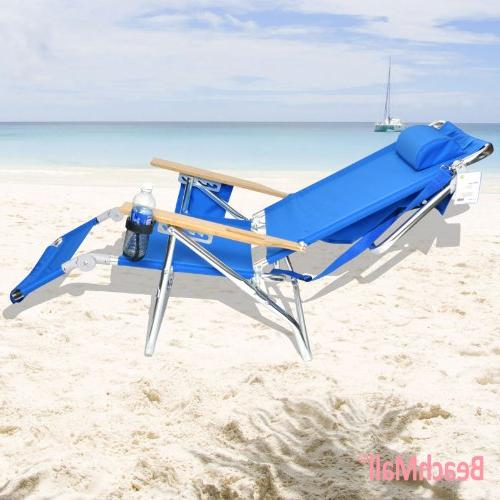 Deluxe 3 Beach Chair/Lounger and