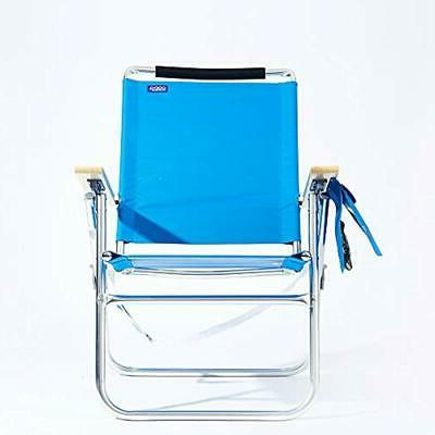Big Tycoon 4-Position Beach Chair, Light Sports &amp