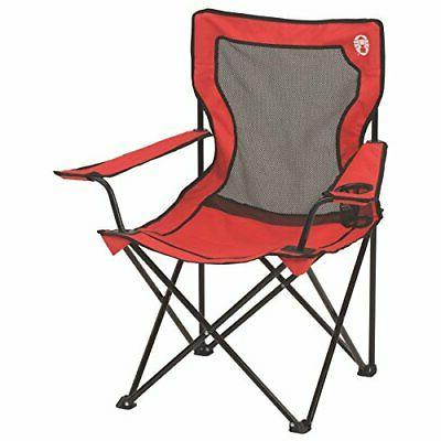 broadband camping folding quad chair