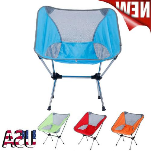 Camping Chair Beach Chairs Collapsible Portable Foldable USA
