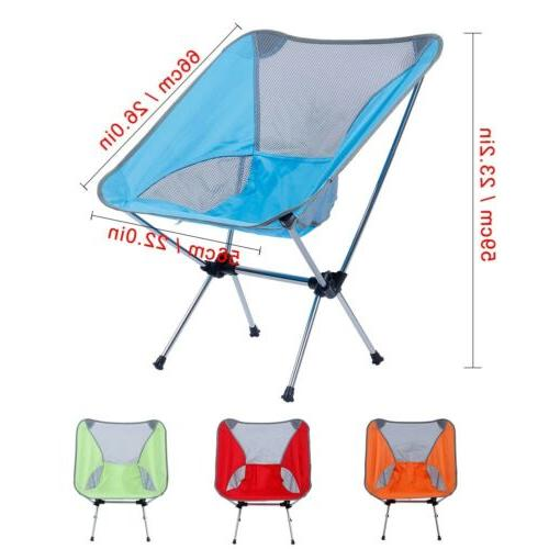 Camping Beach Chairs Collapsible Lightweight Portable Foldable