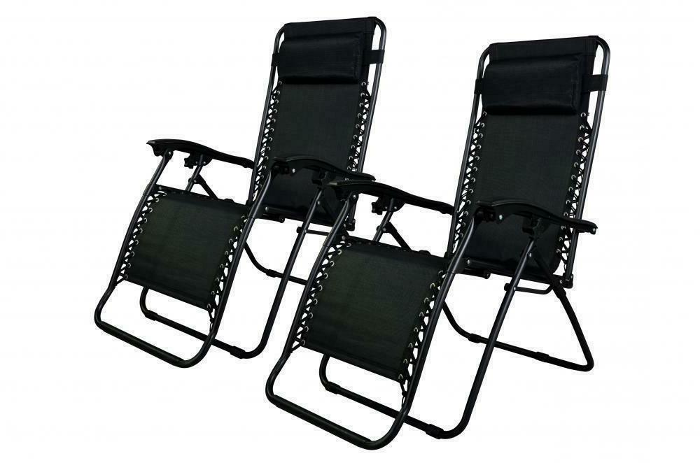 case of 2 lounge patio chairs outdoor
