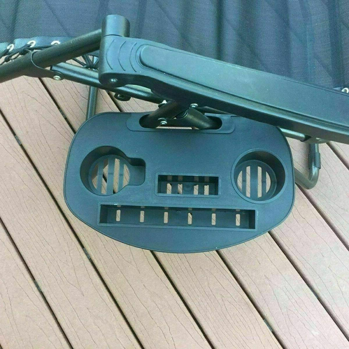 CHAIR CUP HOLDER For Zero Patio Pool Chair Tray