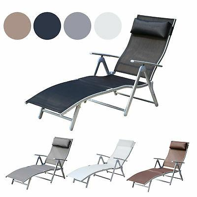 chaise lounge chair folding pool beach yard
