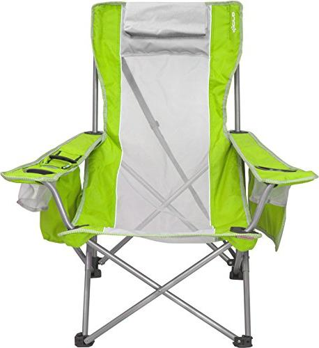 Kijaro Coast Beach Sling Chair, Key West Lime Green