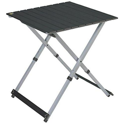 compact folding camping table 25 inch 39226