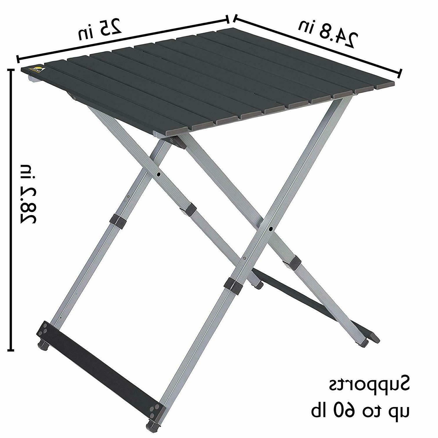 GCI Outdoor Folding Camping Table-