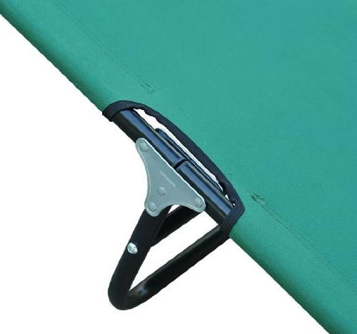 Outsunny Deluxe Sun Camping Cot,