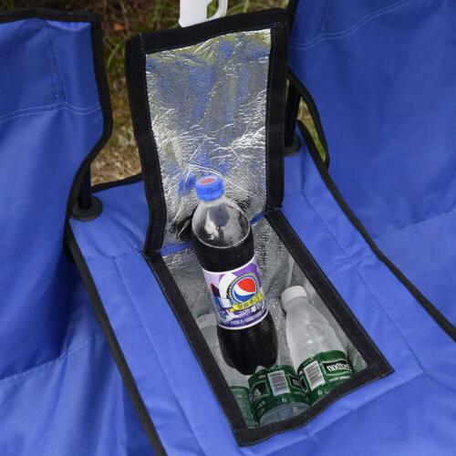 Foldable Picnic Camping Double Fishing Fold Up