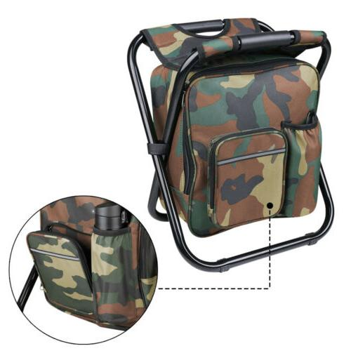 Stool Backpack Travel Hiking Bag