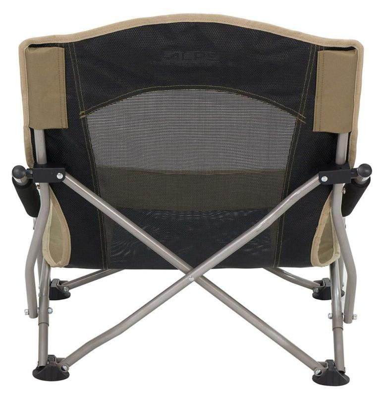Folding Camping Chair Sitting Frame Mesh Patio