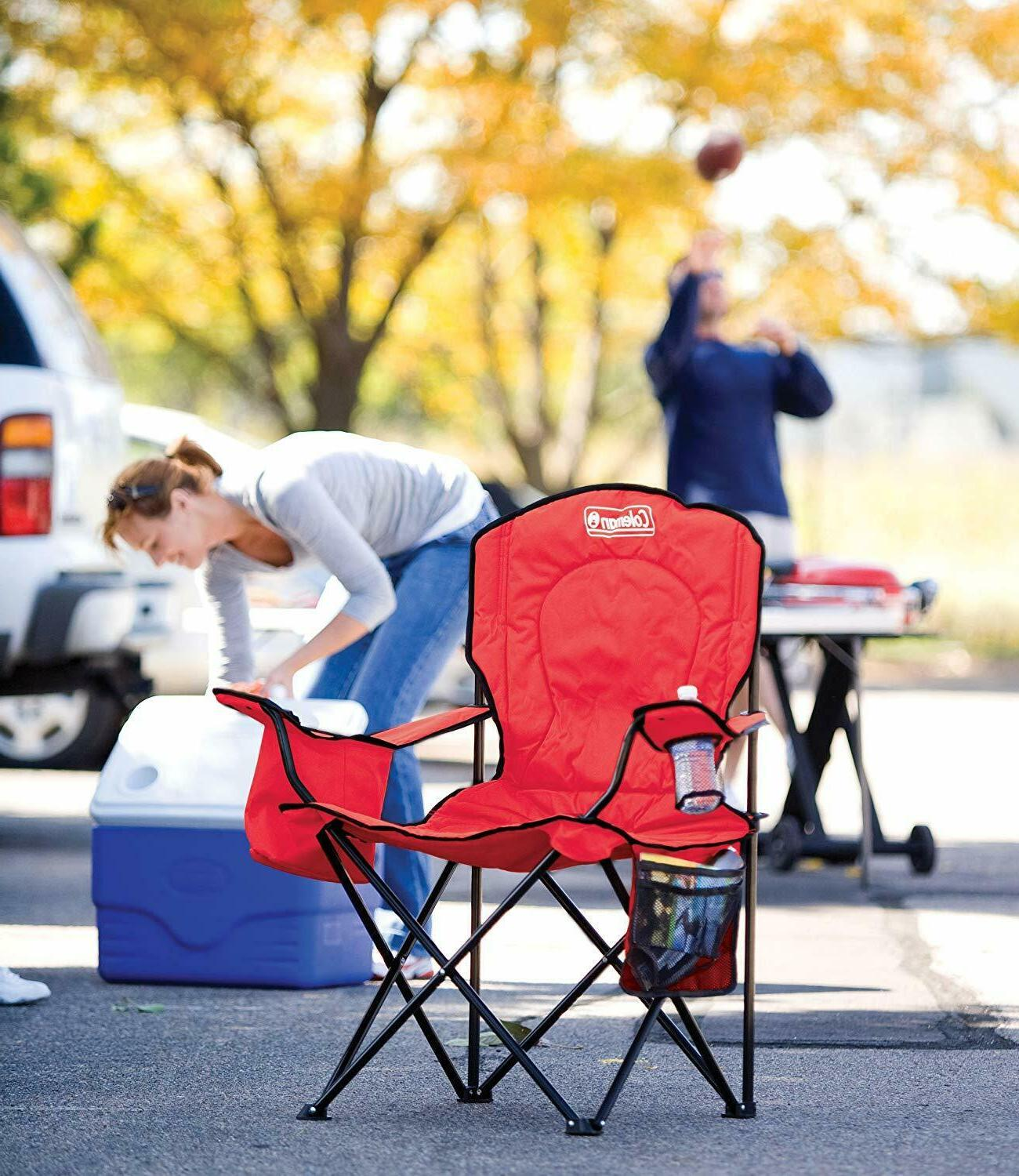 Coleman Picnic Beach Outdoor Seat Tail Gate