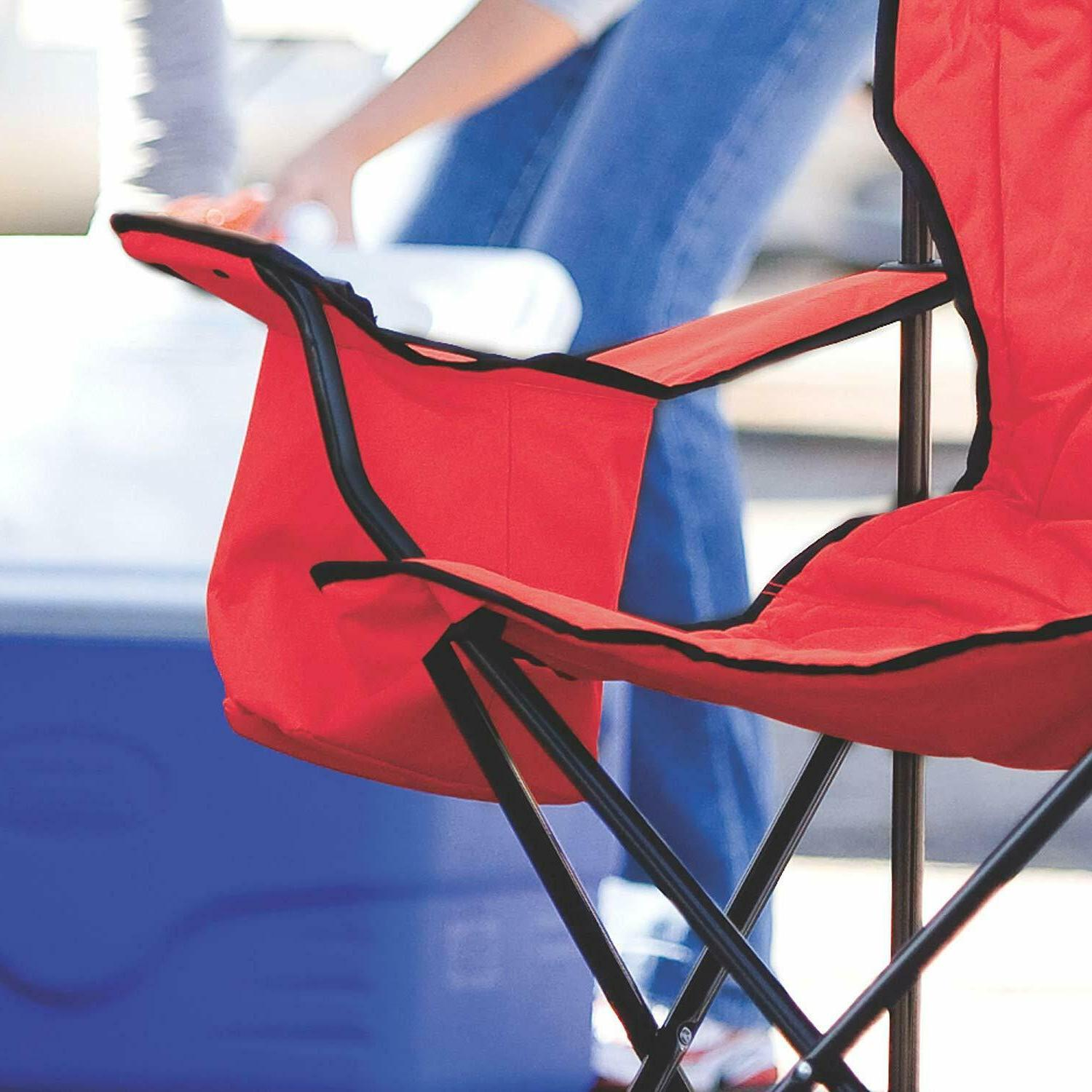 Coleman Folding Picnic Beach Portable Seat Tail