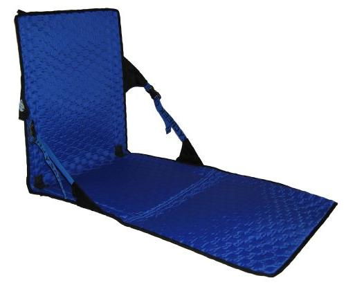 Crazy Creek 2.0 Power Lounger - Lightweight and Packable Camp Chair for Backpacking, Boating Stadium