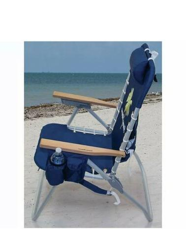 Tommy Bahama® Backpack Chair Cup Phone Holder