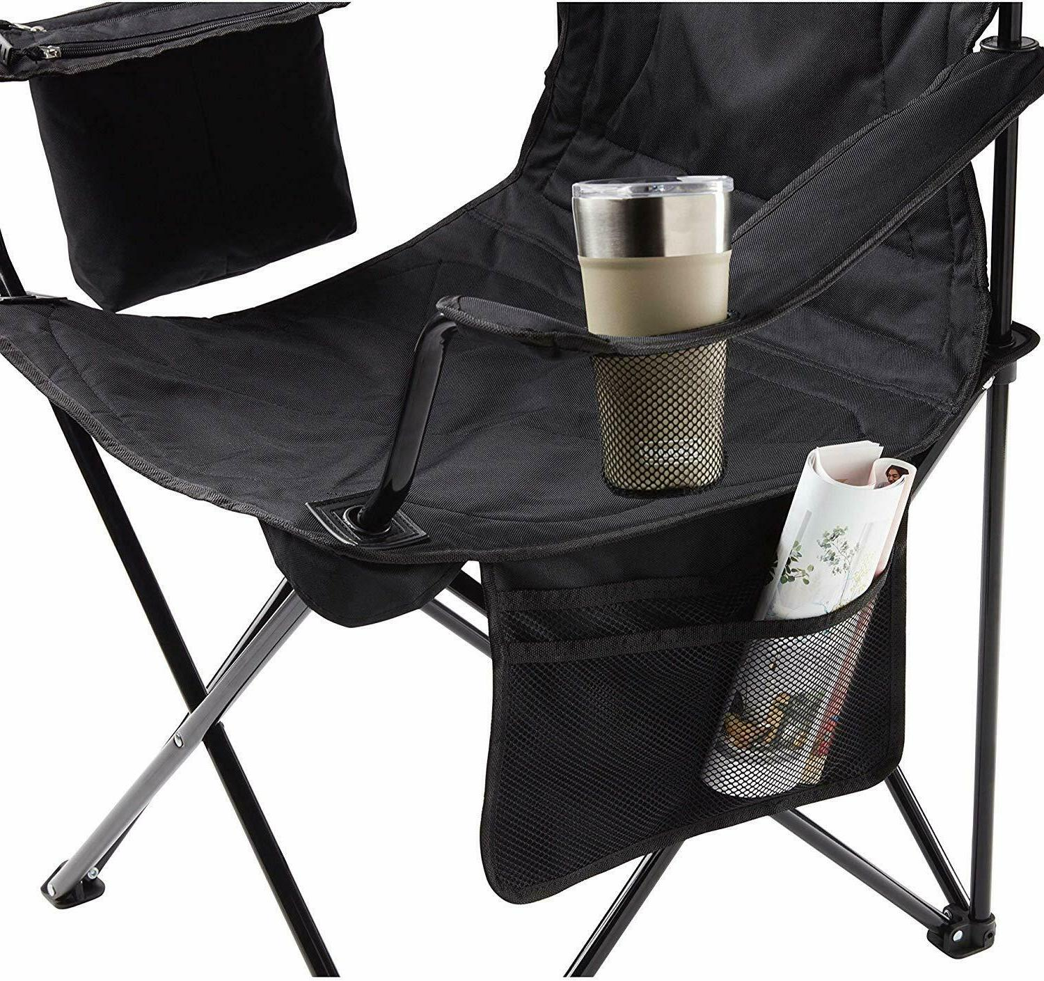 HOT!!! Coleman Quad with Cooler