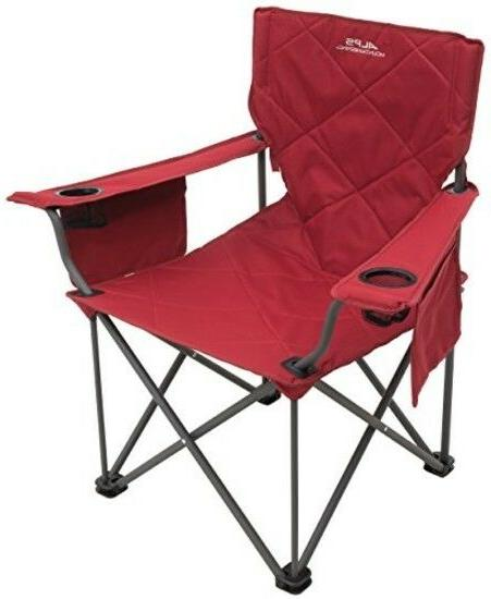 king kong chair steel frame red 800