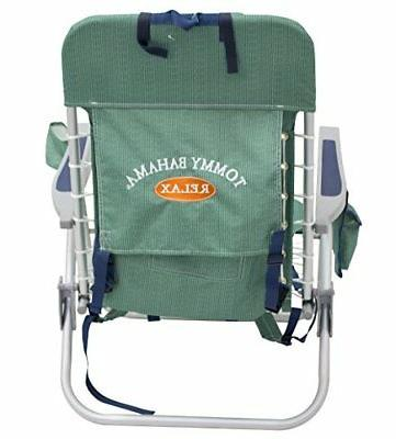 Tommy Backpack Chair Solid