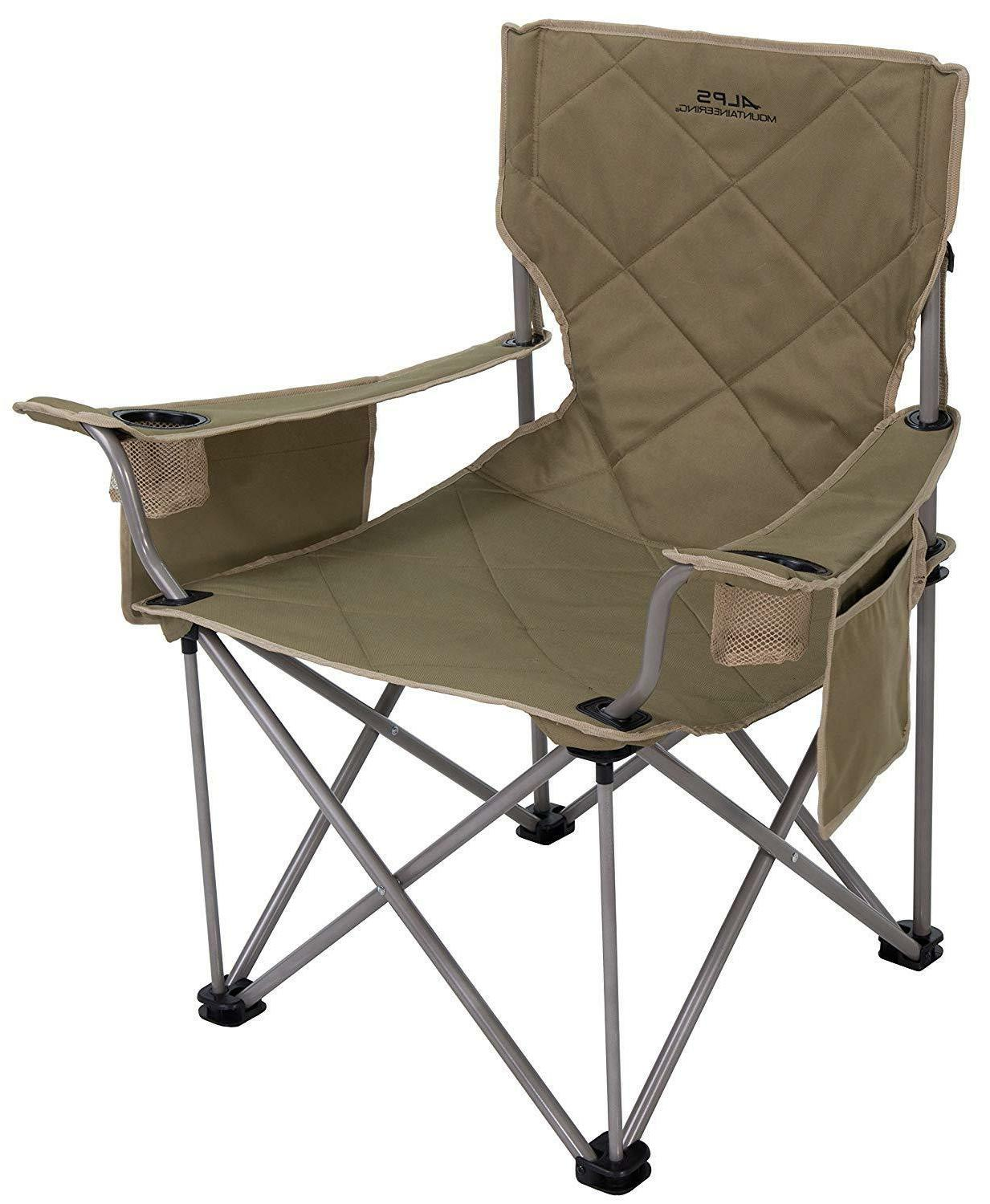 large folding chair easy to carry camping