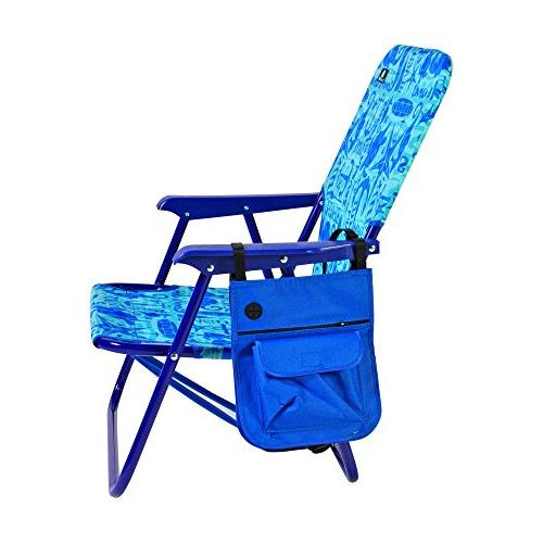 Steel Backpack and Sports - Set Chairs
