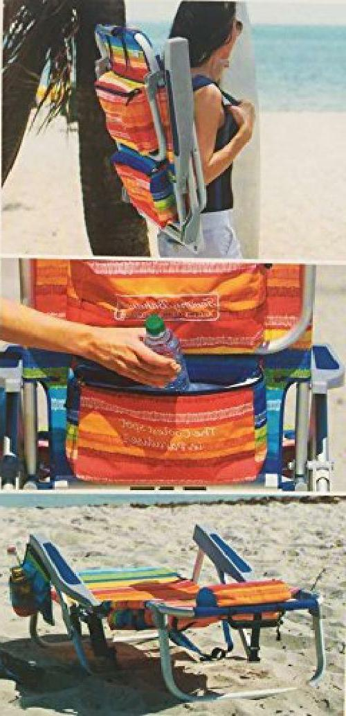 NEW Cooler Beach Chair Flop For Charity !