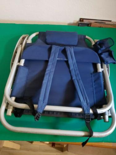 NEW Backpack with Cooler Pair