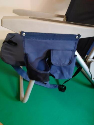 NEW Tommy Bahama Relax Backpack Beach Chair with Pocket