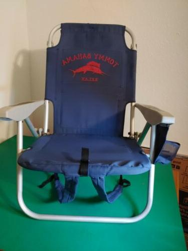 new relax backpack foldable beach chair