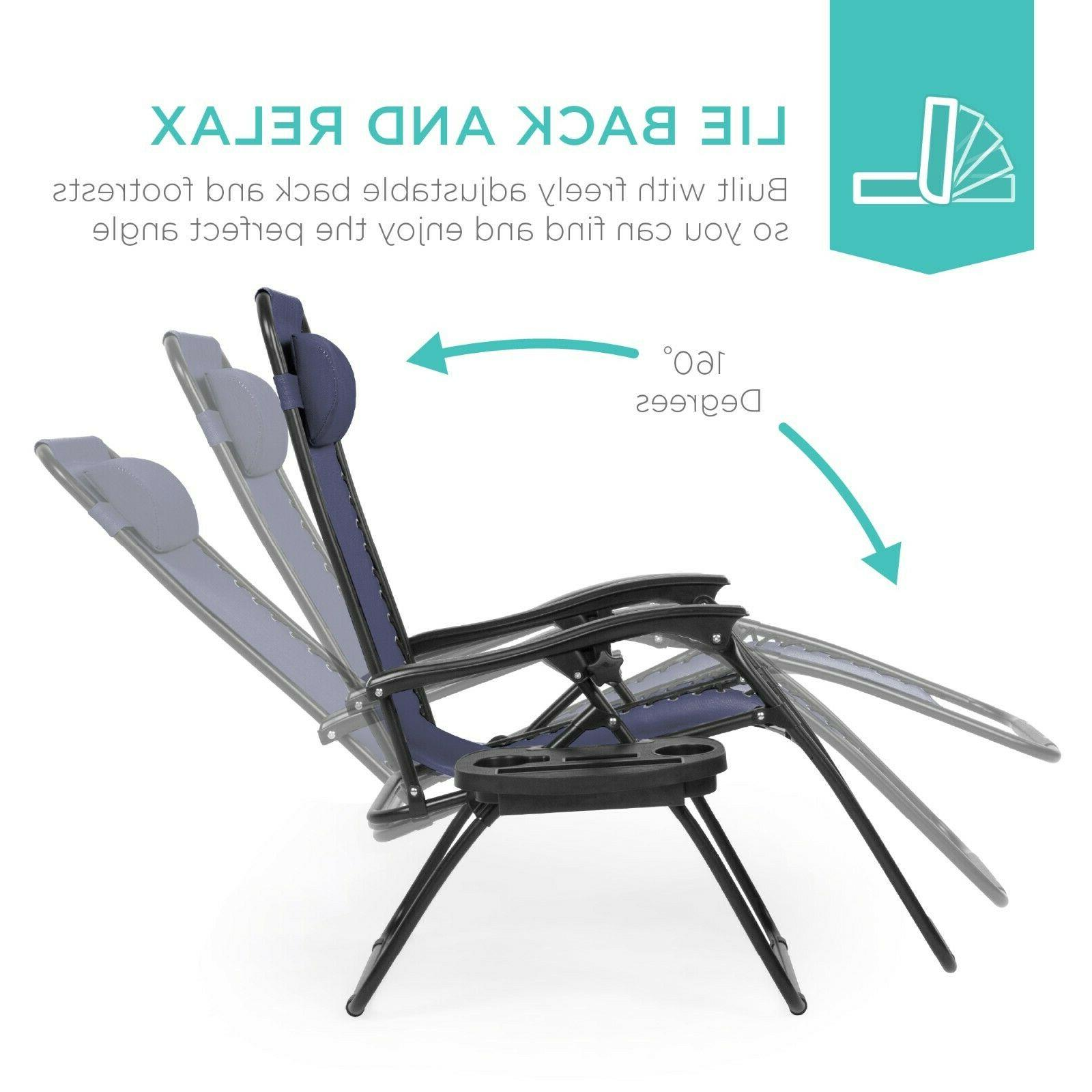 Case Zero Chairs Lounge Beach Outdoor Reclinable