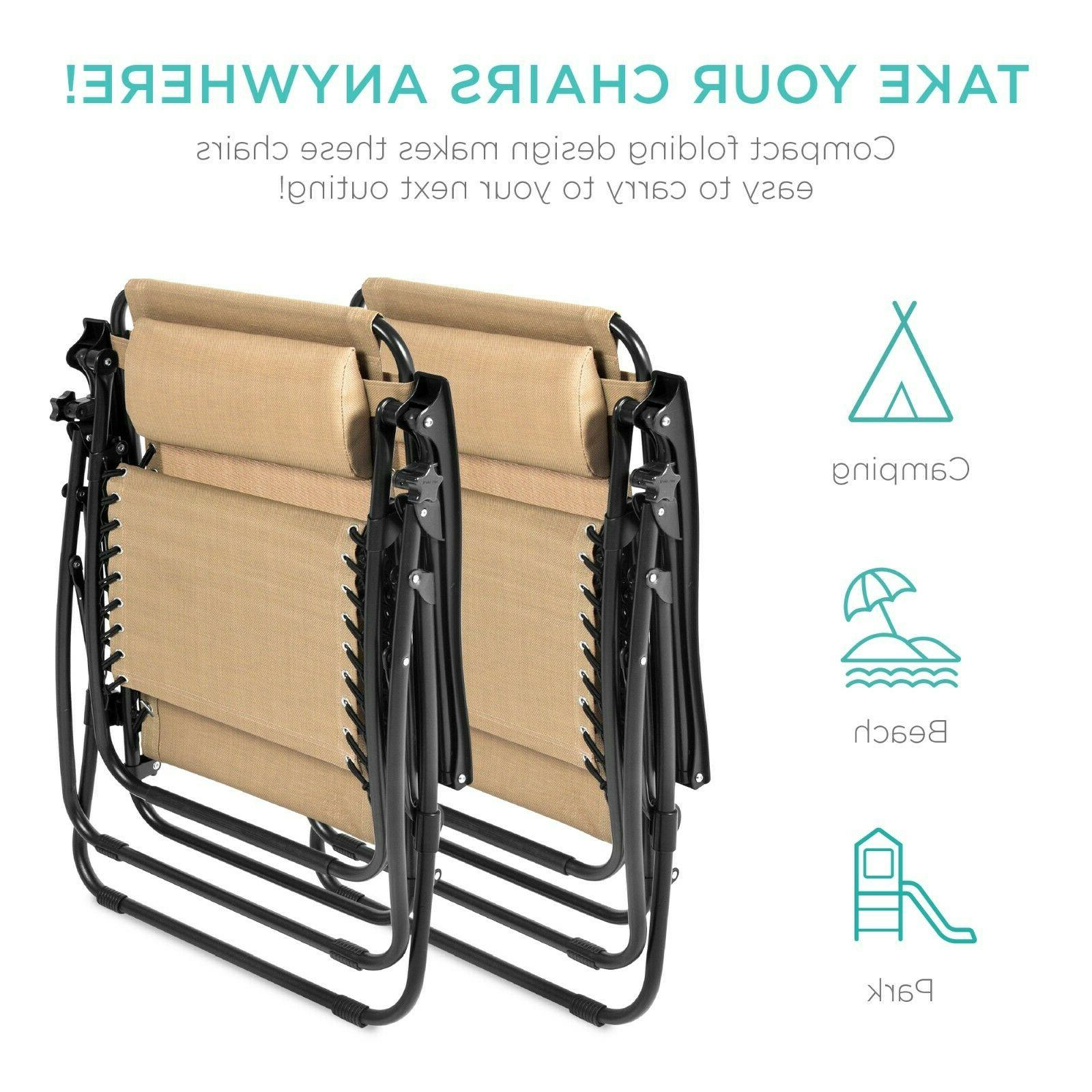 Case Of Gravity Chairs Folding Outdoor